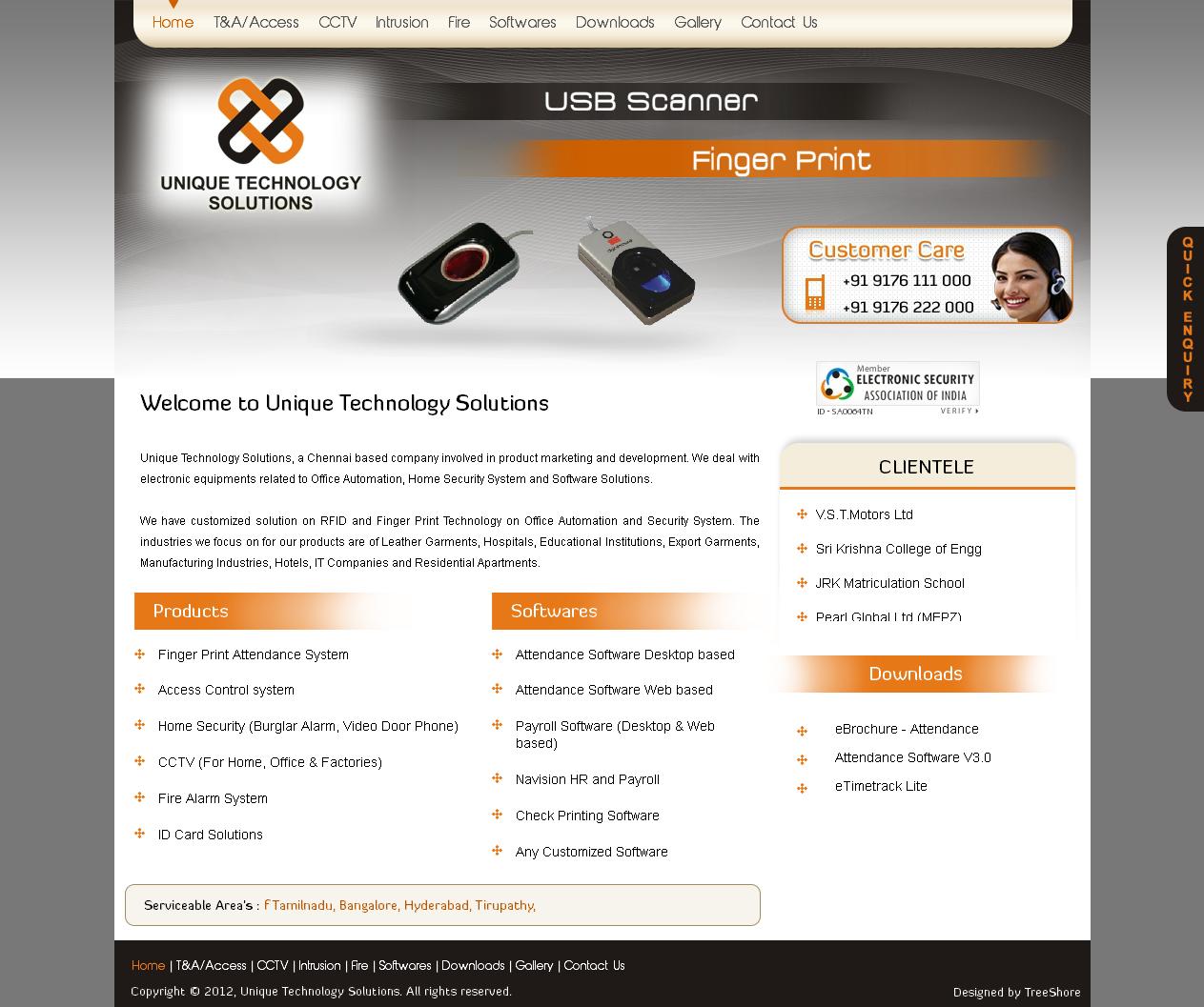 Unique Technology Solutions