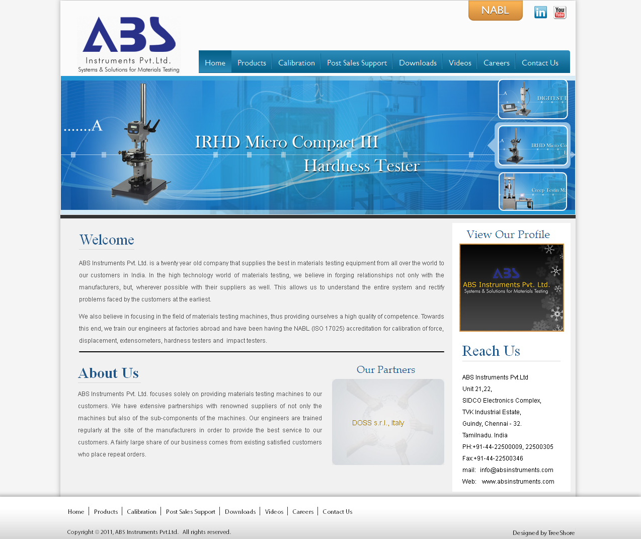 ABS Instruments