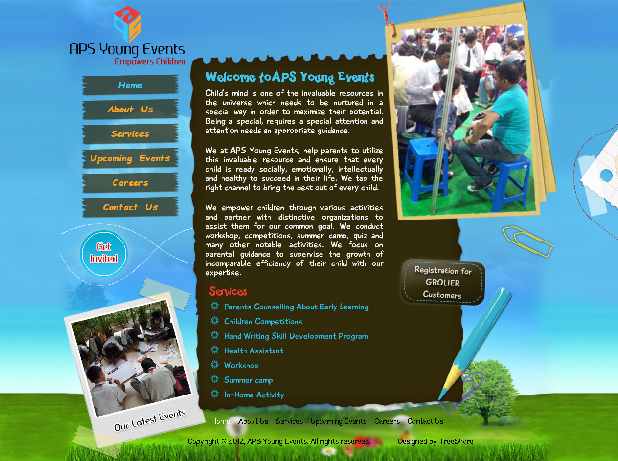 APS Young Events
