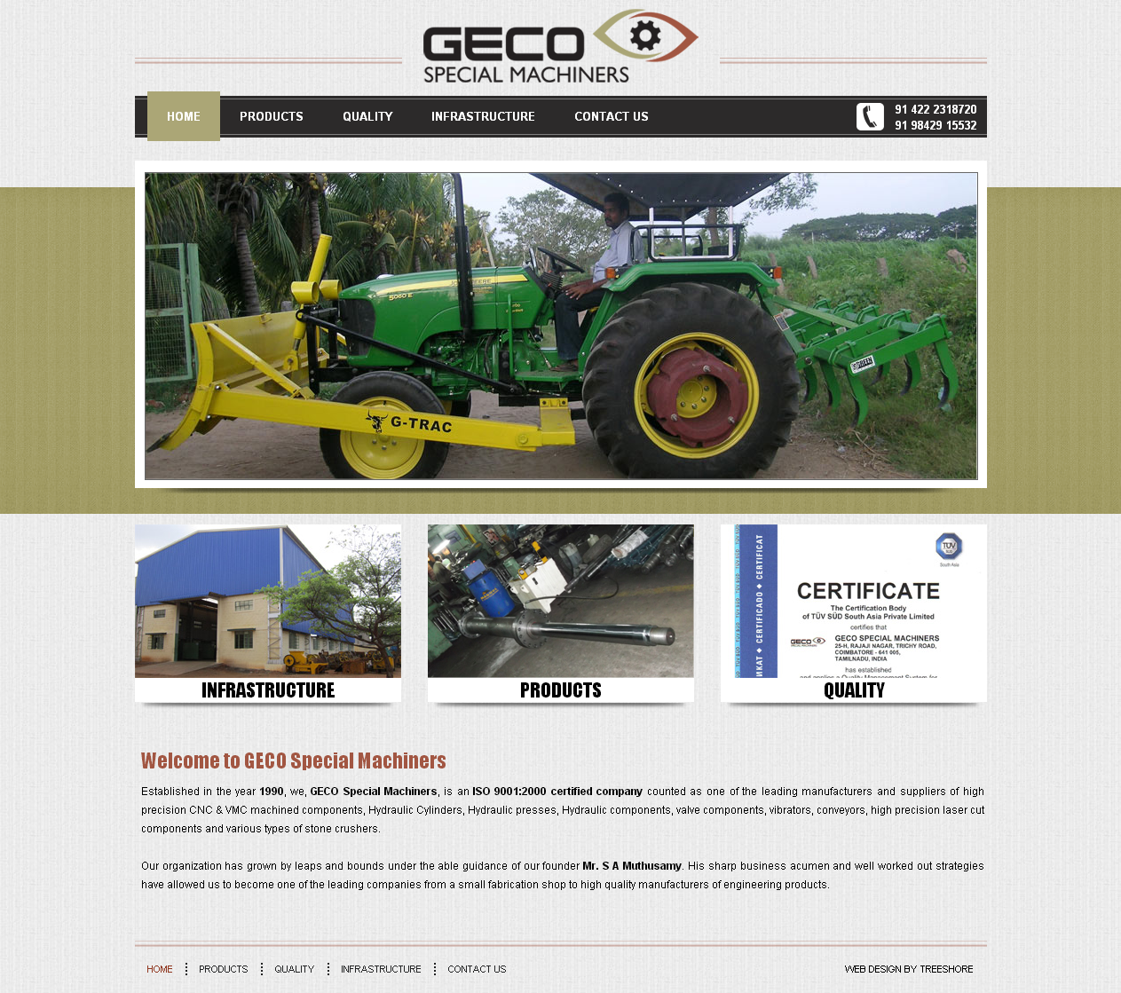 GECO Special Machiners