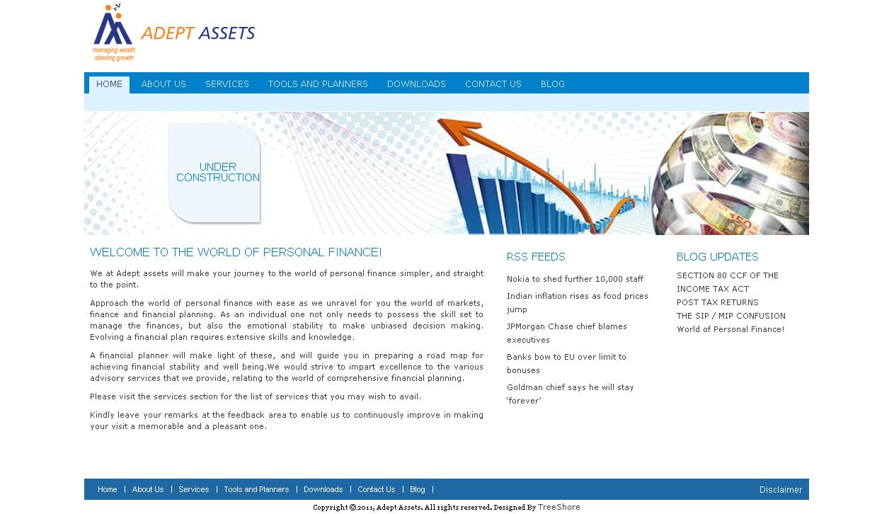 Adept Assets